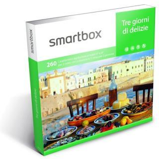 Tiepolo viaggi for Smartbox fuga di tre giorni due cene